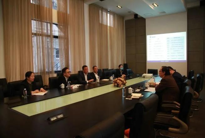 上海市保安服务行业协会走访调研上海保安公司