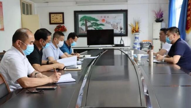 陕西省保安协会深入副会长单位开展走访调研活动