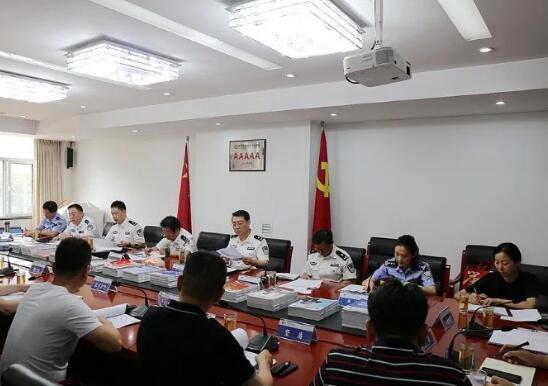 北京保安协会召开换届选举委员会第二次会议