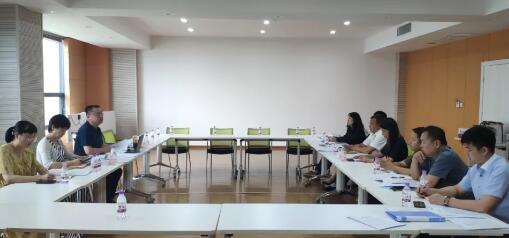 陕西省保安协会赴安康市走访保安企业开展座谈会