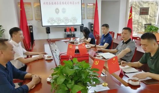 广州市保安协会领导组织走访保安协会会员单位