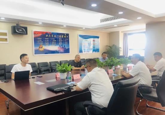 昆明保安公司到武汉市保安行业协会考察交流