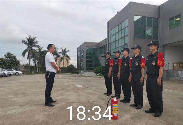 大型厂区保安服务