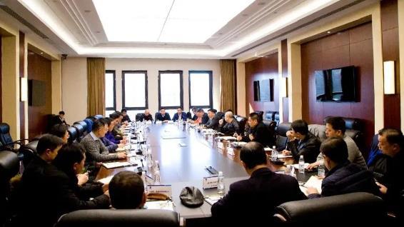 """上海市保安服务行业协会召开""""规范保安服务,严格队伍管理""""座谈会"""